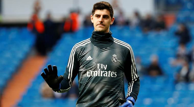 Real Madrid injury problems deepen with Thibaut Courtois setback