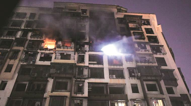 Refuge area used as terrace garden, says probe; builder sold it for Rs 18 lakh: cops