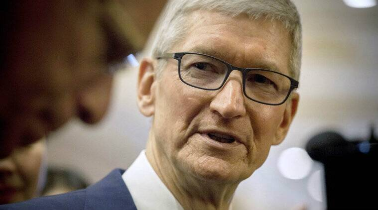 Apple CEO Tim Cook, Tim Cook, privacy bill with right to delete data, right to delete data, General Data Protection Regulation, GDPR