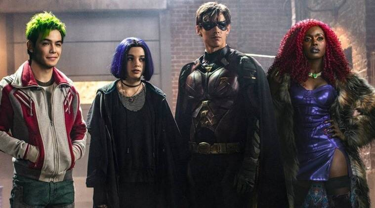 Titans review: DC Universe's entertaining TV show is slightly marred by over-the-top violence