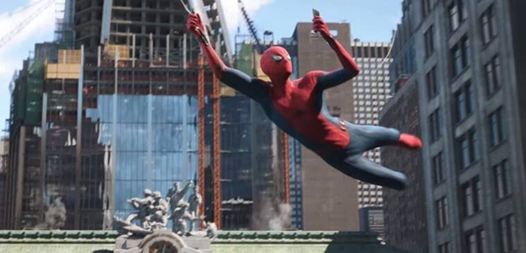 Spider-Man Far from home photos
