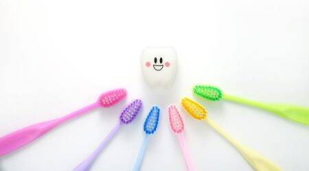 toothbrush for kids, oral hygiene