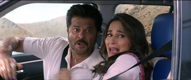 anil kapoor madhuri dixit in total dhamaal