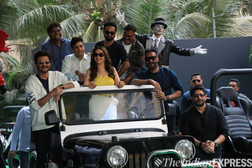 total dhamaal team