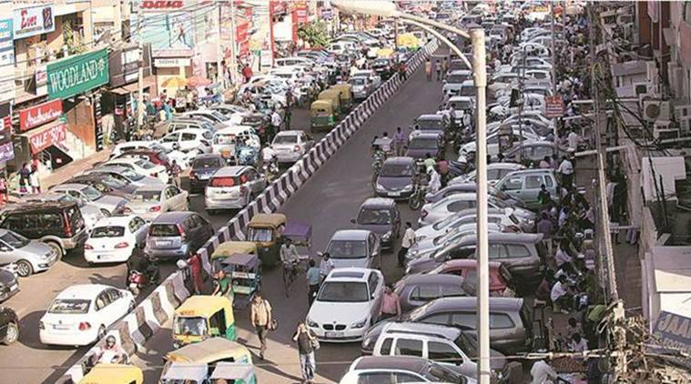 delhi, sdmc, sdmc parking google, google, delhi parking, parking in delhi, parking charges in delhi, sotuh delhi mcd, parking mafia