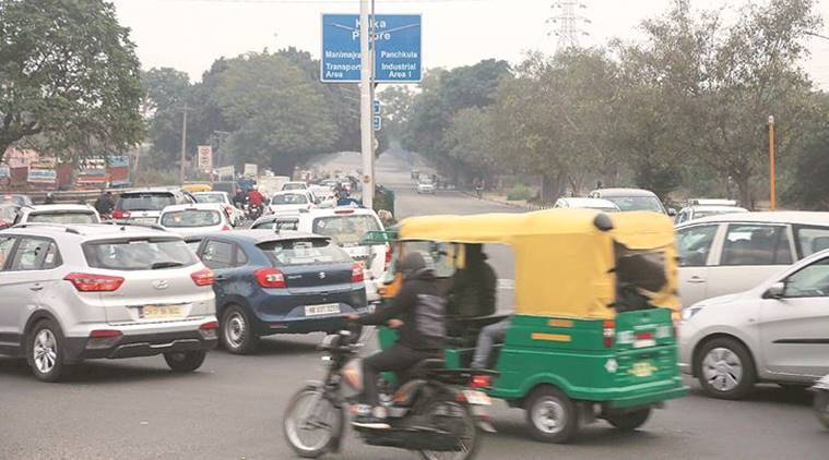 Chandigarh DG drops traffic diversion plan, says not convinced with route