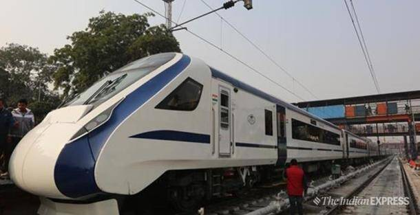 Train 18: The fastest train on route will reach Varanasi from Delhi in 8 hours