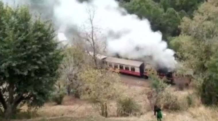 Himachal Pradesh: Shimla-bound Himalayan Queen's engine catches fire