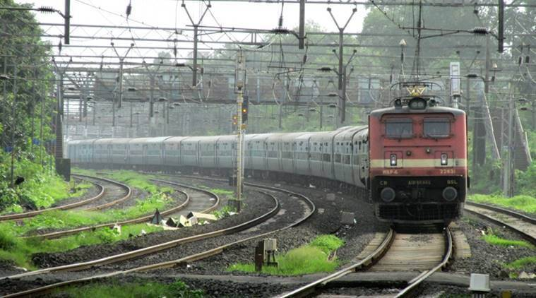 Manohar lal khattar, Palwal Sonipat railway, rail line palwal, sonipat rail line, haryana news, indian express, latest news