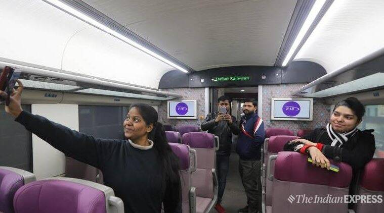 India's fastest Train 18 set to begin commercial run soon