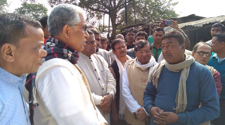 Citizenship bill: Former Tripura CM Manik Sarkar says police action on protesters unnecessary