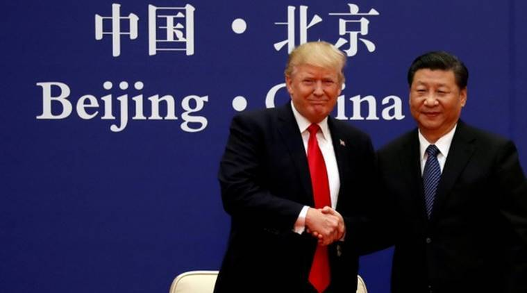 Trade war: China says United States talks 'laid ground' to resolve dispute