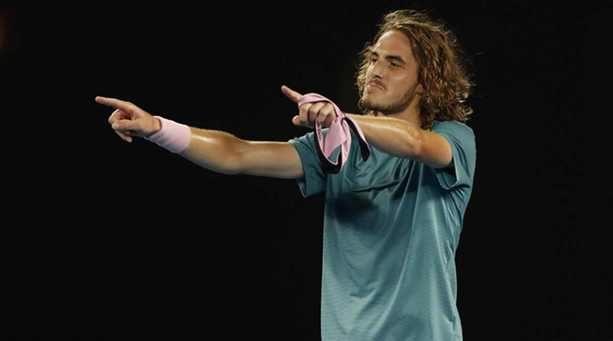 This Kid Is A Future Number 1 Twitter Reacts After Stefanos Tsitsipas Beats Roger Federer In Australian Open Sports News The Indian Express