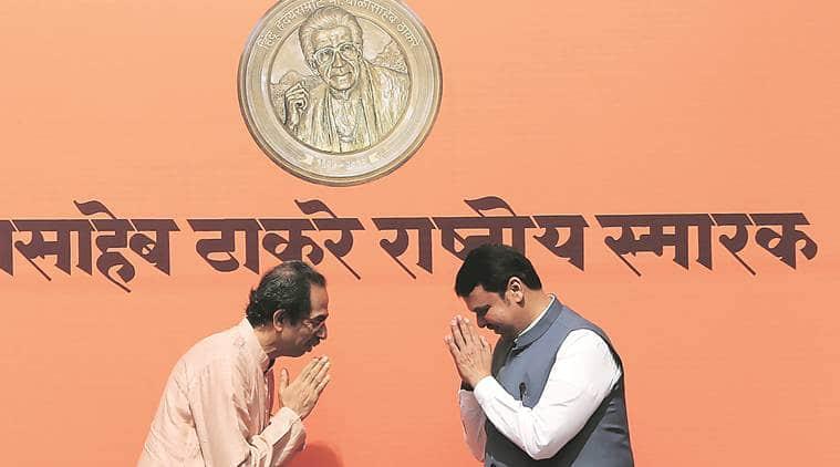 Maharashtra: CM Fadnavis meets Uddhav as BJP, Sena start talking alliance terms