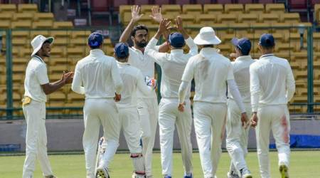 Jaydev Unadkat, Jaydev Unadkat Duleep Trophy Final, Duleep Trophy 2019, India Red vs India Green, Mayank Markande, Duleep Trophy 2019 final, cricket news