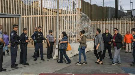 Mexico US Mexico asylum-seekers, asylum-seekers, world news, trump administration, Donald trump mexico, us immigration, world news, indian express