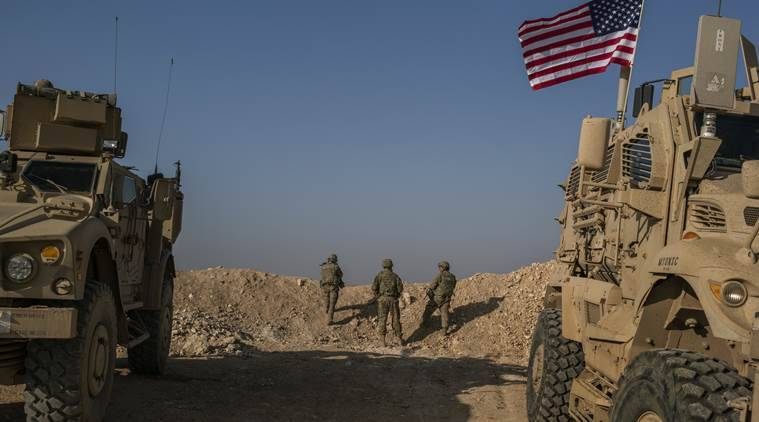 As US exits Syria, Mideast faces a post-American era