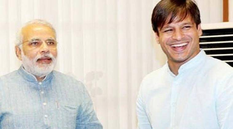 vivek oberoi as narendra modi in his biopic