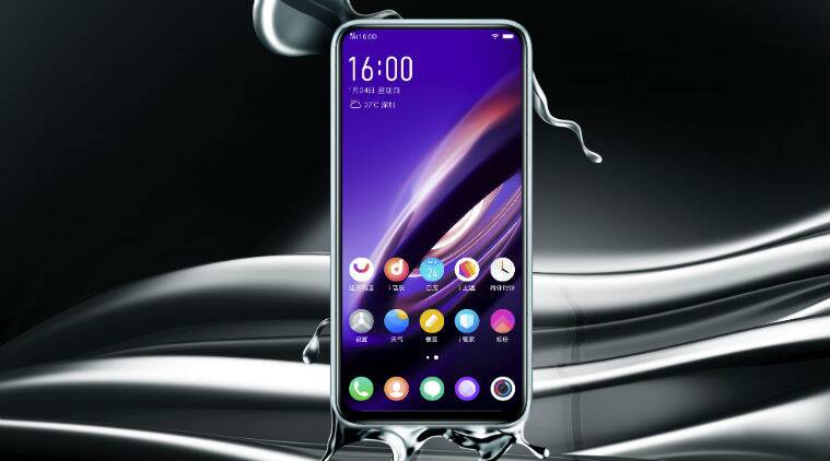 Vivo Apex 2019, Vivo Apex 2019 concept phone, Vivo Apex 2019 concept smartphone launched, Vivo Apex 2019 specifications, Vivo Apex 2019 features, Vivo MWC 2019, Vivo