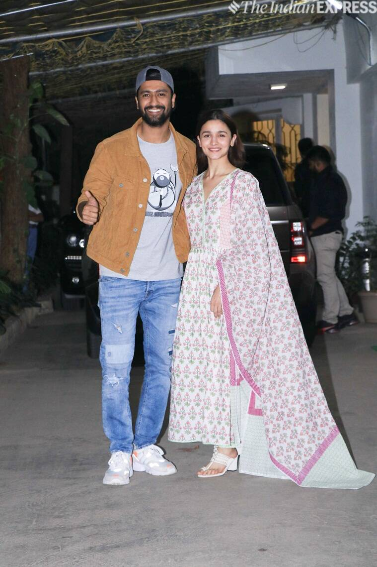 vicky kaushal and alia bhatt photo