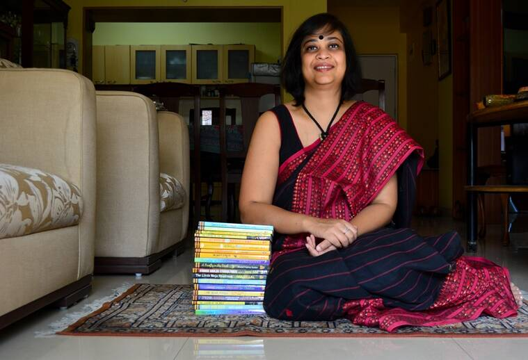 Paro Anand, Bal Sahitya Puraskar, Harper Collins (India), Duckbill Books, Pickle Yolk Books, Eklavya, Himanshu Giri, Pratham Books, Indian languages, StoryWeaver, Suzanne Singh, Britain's Branford Boase Award, The Tree Boy, Salim Mamoo and Me, The Little Red String, Ambadas, Siddhartha Sarma, Young-Adult title Year of the Weeds, No Guns At My Son's Funeral, JK Rowling, Harry Potter and The Philosopher's Stone, Shabnam Minwalla, Bookaroo festival, Vizag Litreature Festival, indian express, indian express