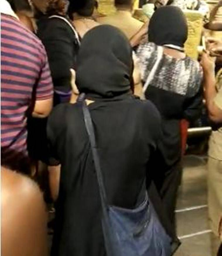 Sabarimala LIVE updates: Two women allegedly enter shrine with help of police