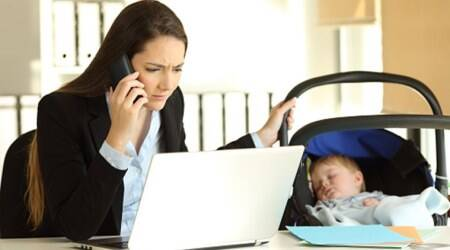 working mother stress