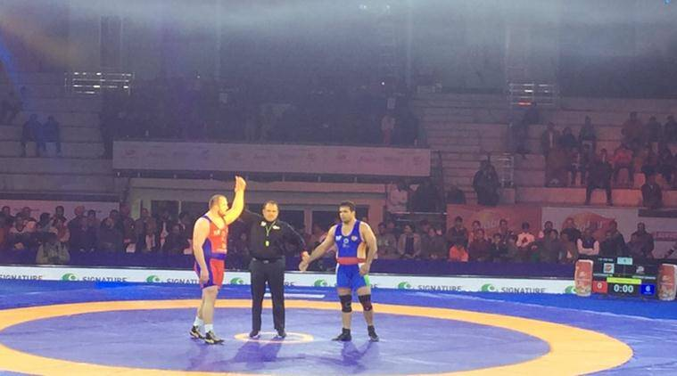 Wrestling Federation of India, Wrestling Federation of India visas, WFI, Wrestling Federation of India visas to Chinese and Pakistani players, sports news, Indian Express