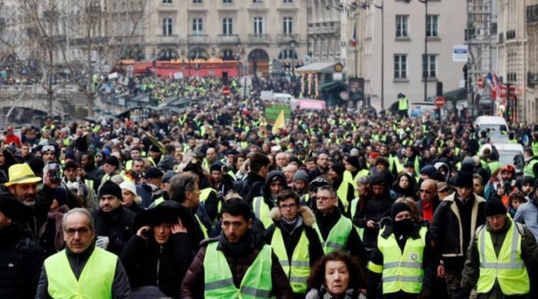 yellow vests, another populist movement