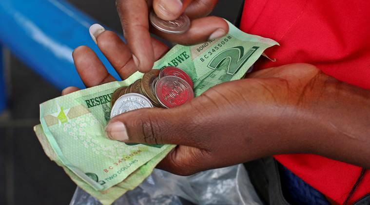 Zimbabwe, Zimbabwe crisis, Zimbabwe economy, Zimbabwe crisis, Teachers protest Zimbabwe, Emmerson Mnangagwa, Zimbabwe currency crisis, currency crisis Zimbabwe, Indian express, latest news