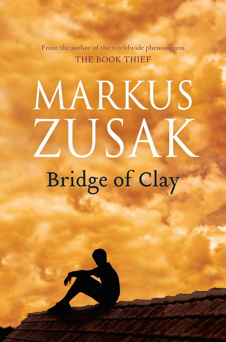 The Book Thief, Australian writer Markus Zusak, Bridge of Clay,
