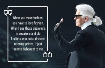 Karl Lagerfeld Dies At 85 Quotes From The Iconic Fashion Designer Lifestyle Gallery News The Indian Express