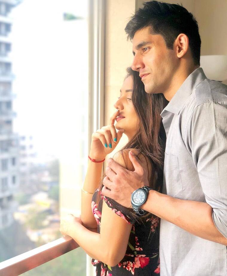 Varun Sood and Divya Aggarwal on Valentine's Day