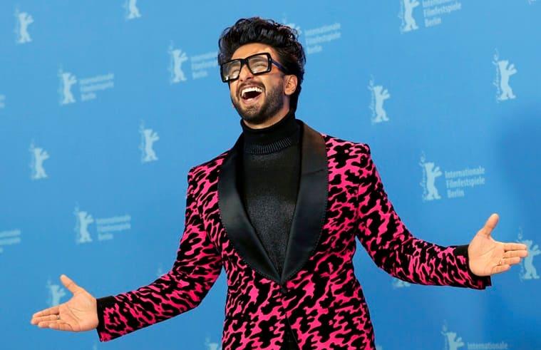 ranveer singh at berlinale film festival for premiere of gully boy