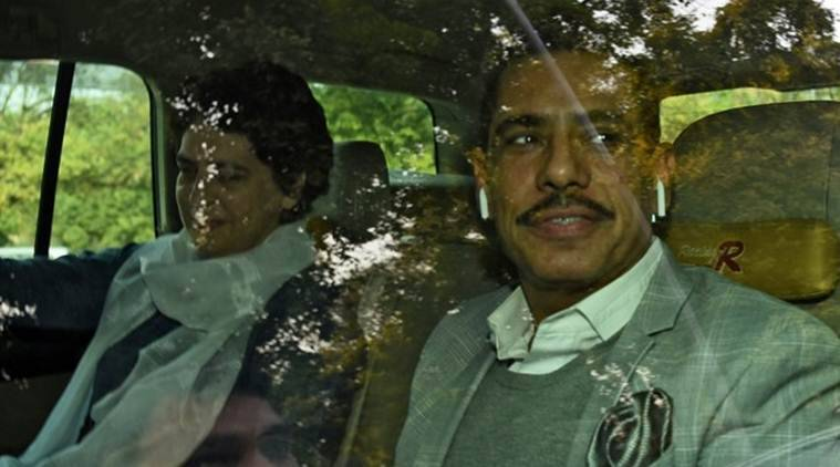 Robert Vadra, ed, rober vadra questioned by ed, money laundering case, priyanka gandhi, rahul gandhi, new delhi news, indian express