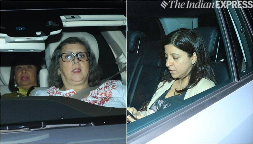 Zoya Akhtar at Gully Boy screening