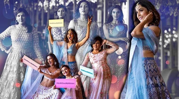 Neeti Mohan, Neeti Mohan Wedding, Neeti Mohan Pre-Wedding Shoot, indian express, indian express news,