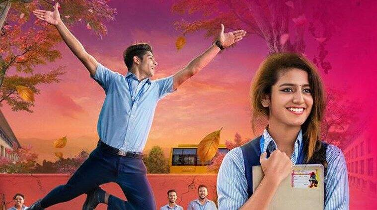 Oru Adaar Love movie review Priya Prakash Varrier