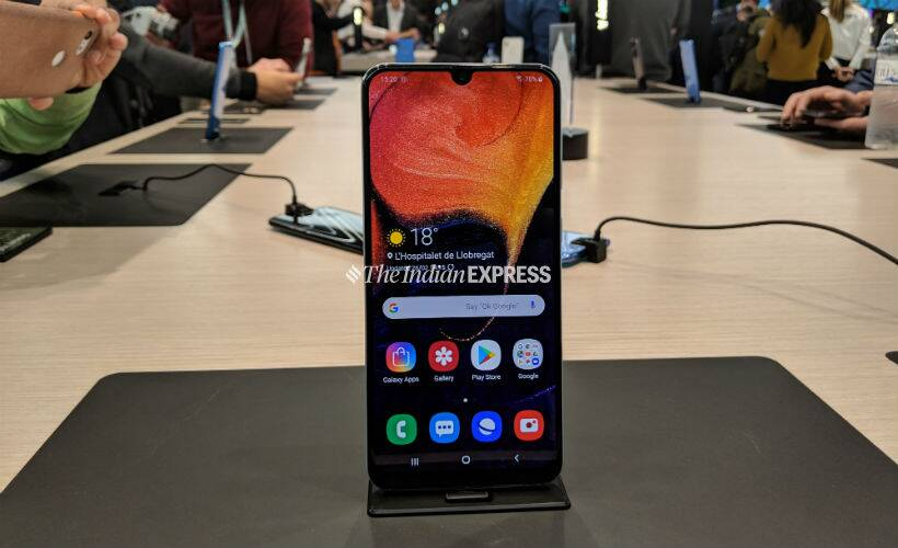 Samsung, Samsung Galaxy A50, Samsung Galaxy A50 launched, Samsung Galaxy A50 price, Samsung Galaxy A50 specs, Samsung Galaxy A50 specifications, Samsung Galaxy A50 India launch, Samsung Galaxy A50 price in India, Samsung Galaxy A50 India price, Samsung Galaxy A30, Samsung Galaxy A30 launched, Samsung Galaxy A30 price, Samsung Galaxy A30 specs, Samsung Galaxy A30 specifications, Samsung Galaxy A30 India launch, Samsung Galaxy A30 price in India, Samsung Galaxy A30 India price
