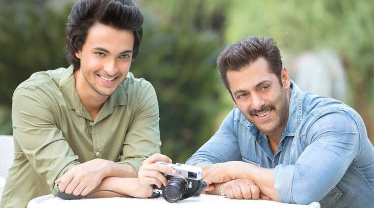 Aayush Sharma film Salman Khan, Loveyatri