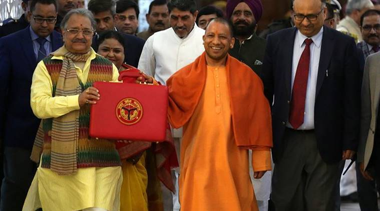 UP Assembly budget: Focus on infrastructure, schemes, religious tourism, cow welfare