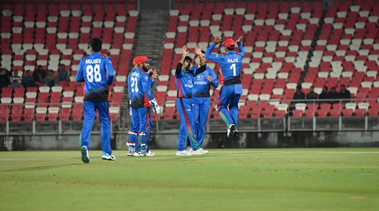 Mohammed Nabi's 51 Guide Afghanistan To Five-wicket Win Over Ireland