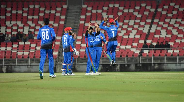 Afghanistan notch up 109-run win over Ireland in 4th ODI