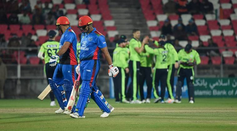 Afghanistan Vs Ireland 1st T20 Live Cricket Score Online, Afg Vs Ire T20 Live Score: Afghanistan Lose Five Wickets In 133-run Chase