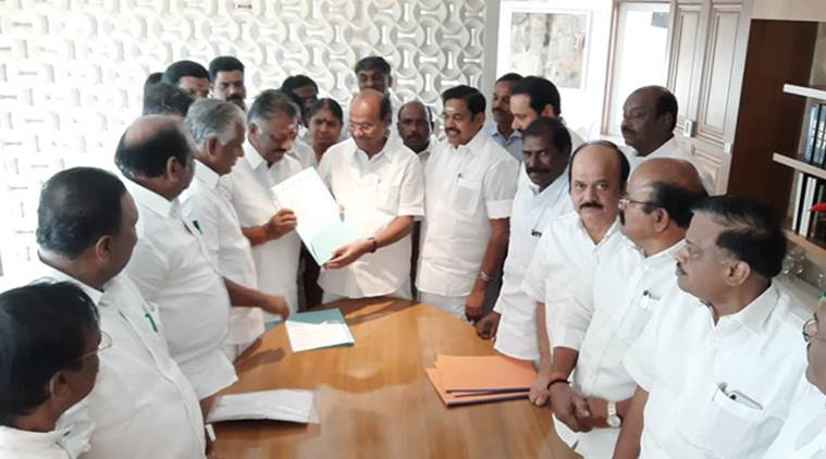 2019 Lok Sabha polls: Ramadoss gets 6 seats as AIADMK seals pact with PMK in Tamil Nadu
