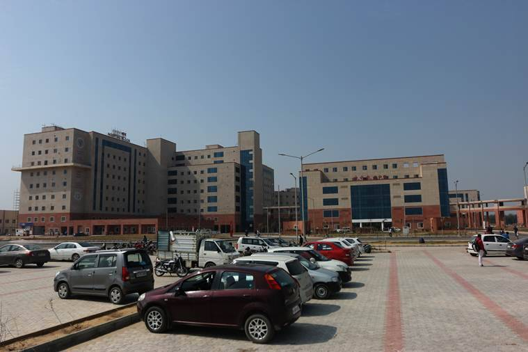Inside India's largest cancer hospital