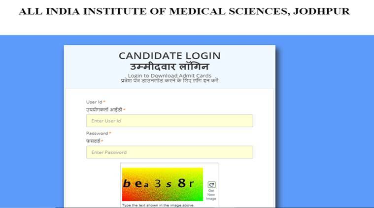 Aiims Jodhpur Clerk, Data Operator Admit Card Released; How To Download