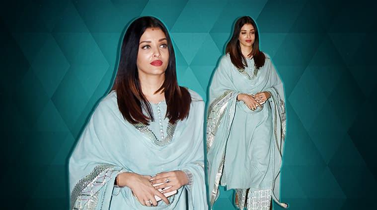 Aishwarya Rai Bachchan, Aishwarya Rai Bachchan ethnic wear,