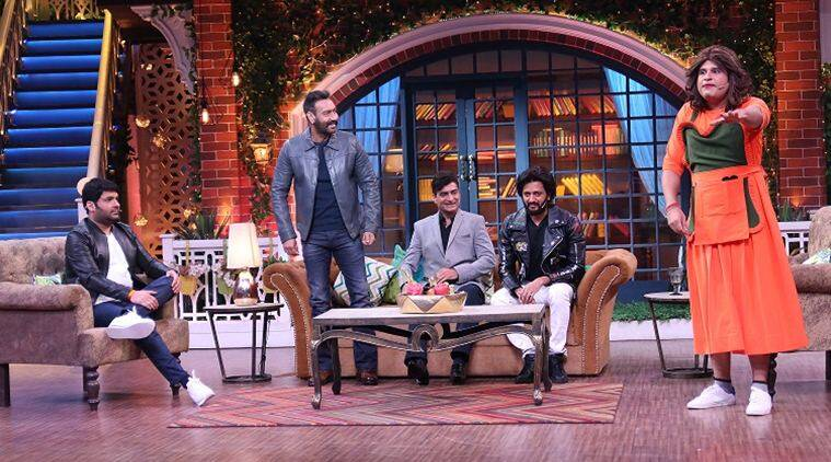 The Kapil Sharma Show: Total Dhamaal team brings the house down