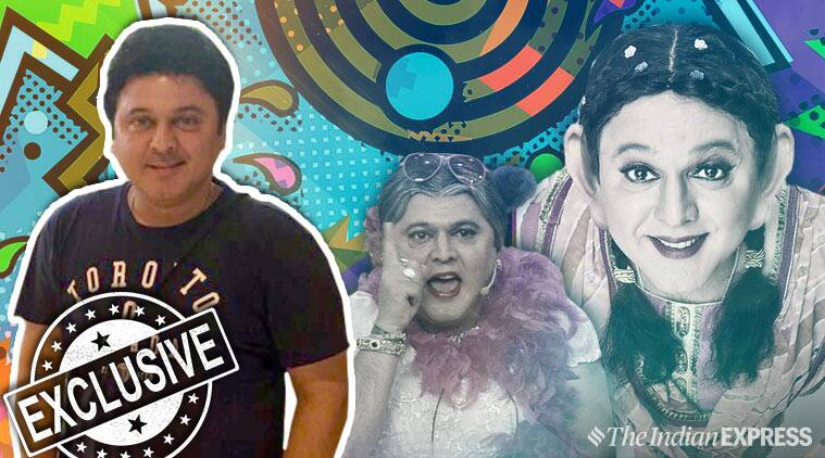 ali asgar on playing a woman in television shows